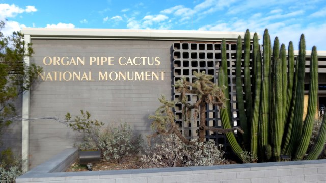 Organ Pipe Cactus National Monument Visitor Center
