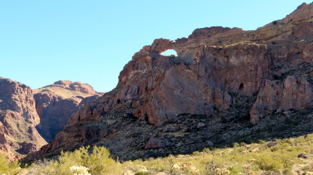 Organ Pipe National Monument.